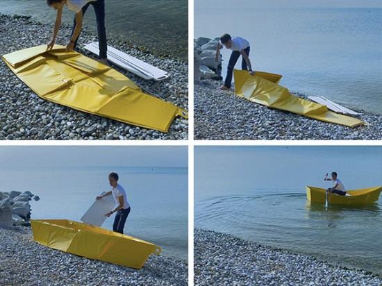 Barca de buzunar