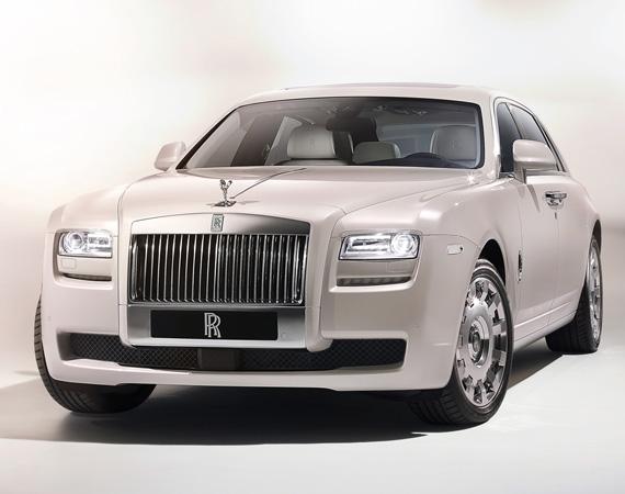 Rolls ghost