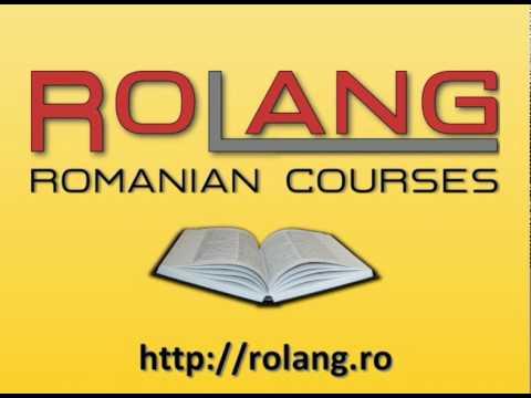 Scoala de limba romana pentru straini