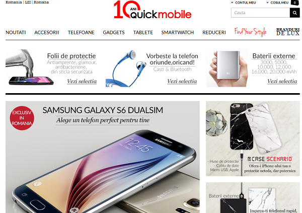 Afilierea si QuickMobile – un must have aproape complet