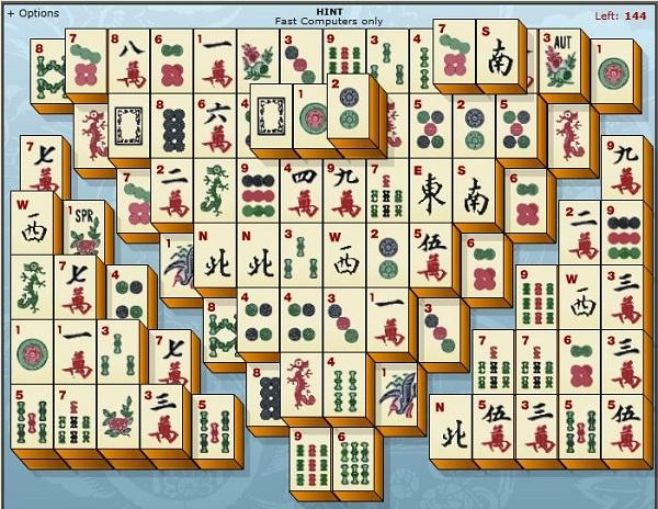 Mahjong-ul un joc chinezesc