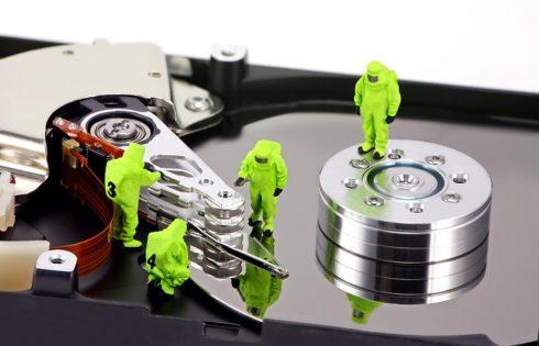 Datele pierdute din laptop pot fi recuperate