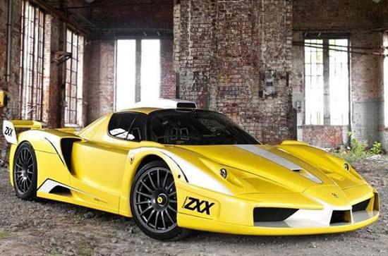 Ferrari Enzo refacut