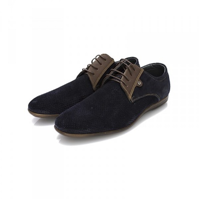 pantofi-barbatesti-casual-piele-naturala-perforata-albastru