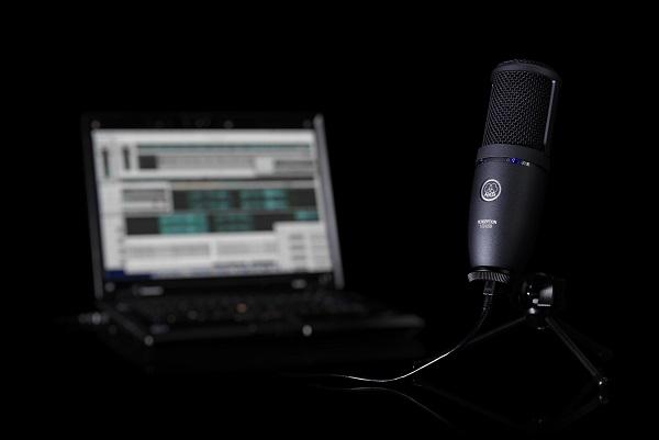 microfon dj