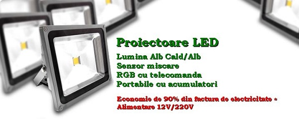 proiector led zone